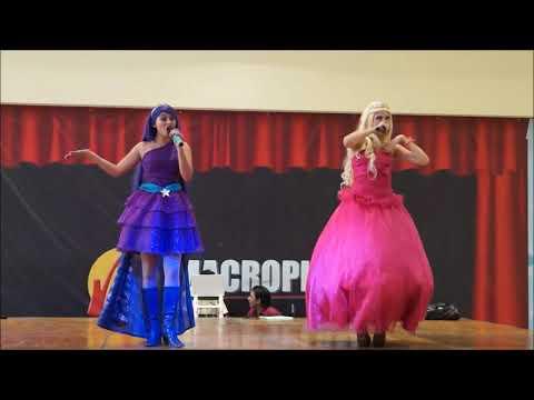 SPAPIRIFACTTIK SHOW Barbie la princesa y la estrella del pop