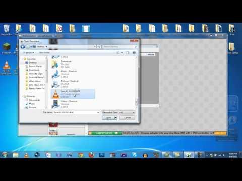 How To Get Minecraft Mods (Xbox 360)