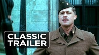 Inglourious Basterds Official Trailer #2 - Brad Pitt Movie (2009) HD