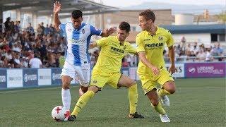 Resumen Atlético Baleares 0 - 1 Villarreal B