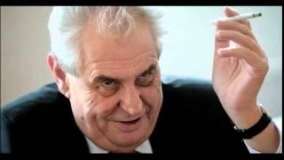 Miloš Zeman sprostě nadává ROZHLASE!