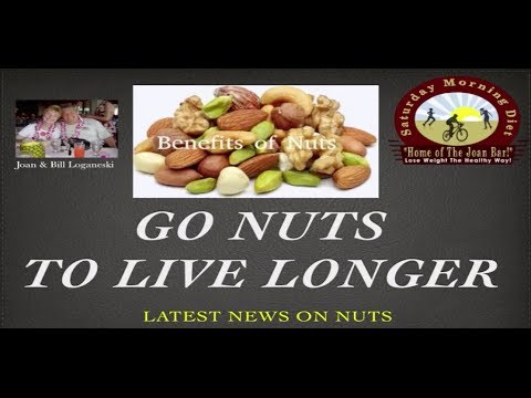 Go Nuts To Live Longer