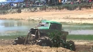 King Sling Race Run Then Flip - Dallas, GA Mud Bog 5/5/2012