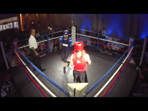 Ultra White Collar Boxing Brighton Ladies | Fight 5