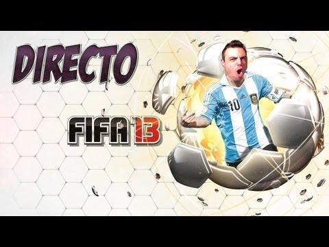 FIFA 13 en DIRECTO | 1vs1 Contra Suscriptores