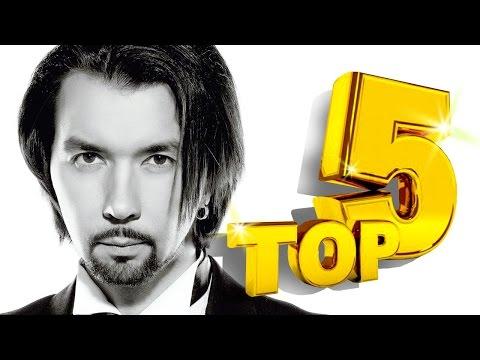 Денис КЛЯВЕР - TOP 5 - Новые и лучшие песни 2016