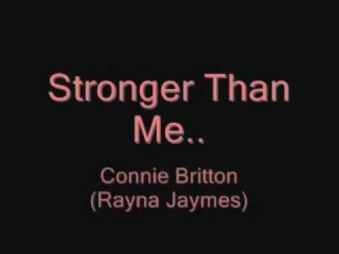 Stronger Than Me - Connie Britton