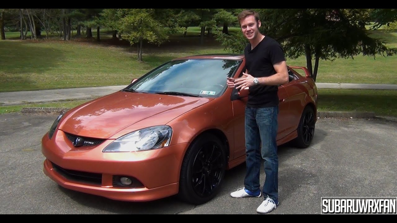 Harrison Auto Sales >> Review: 2006 Acura RSX Type-S - YouTube