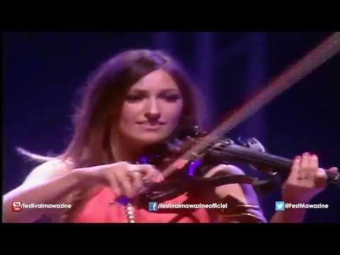 Bond Girls Live performance at Festival Mawazine 2013