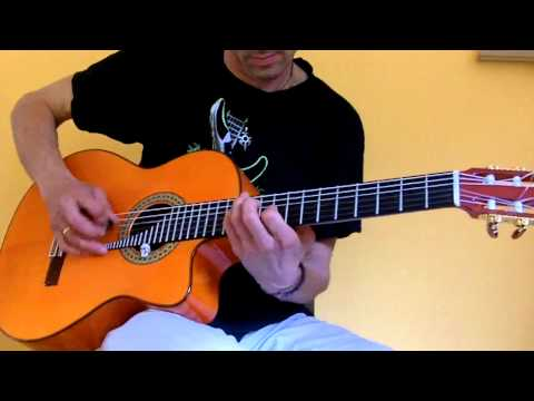 Barcelona Nights (Ottmar Liebert) in High Speed / Carlos Juan Pickup