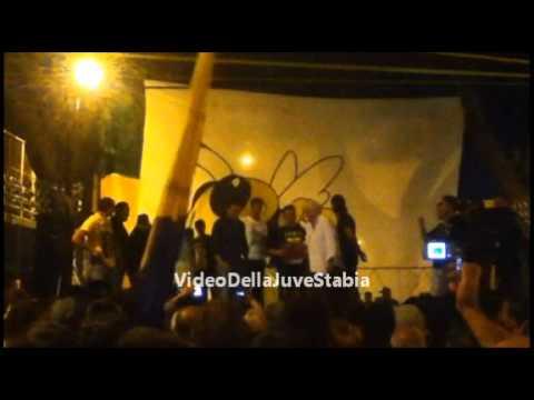 La festa della Curva – Juve Stabia in B! [29-06-2011]