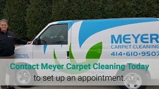 Meyer Carpet Cleaning | Milwaukee, Brookfield, Germantown, Menomonee Falls, West Bend and more!