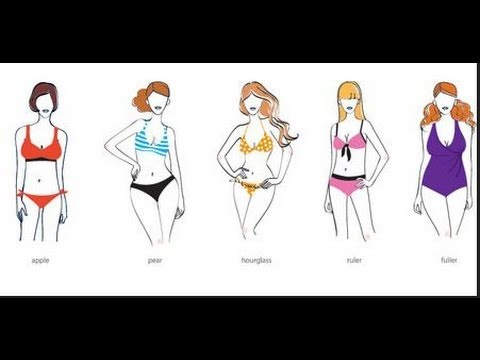 How To Select The Right Bathing Suit For Your Body Shape Requested Jalisa 39 S Fashion Files