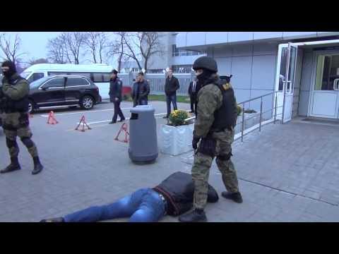 Мафия еще жива Задержание криминального авторитета в Запорожье