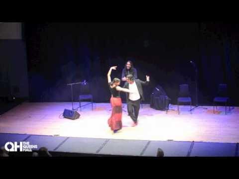 Paco Fernandez Ensemble - The Queen's Hall, Edinburgh - Sat 8 October 2011