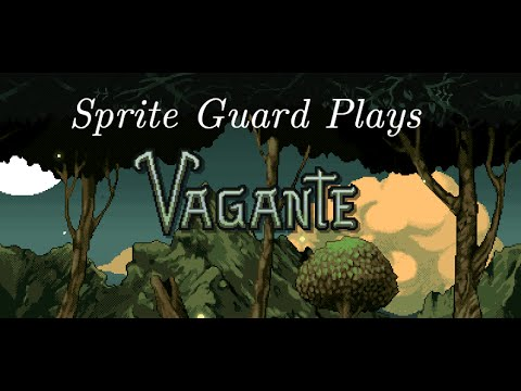 Sprite Guard plays Vagante Early Access part 1