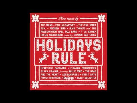 Paroles Wonderful Christmastime - The Shins