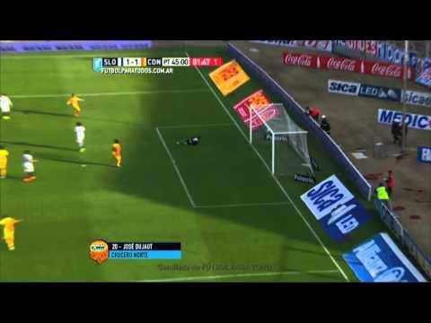 San Lorenzo lo ganó sobre el final y ya disfruta de la punta