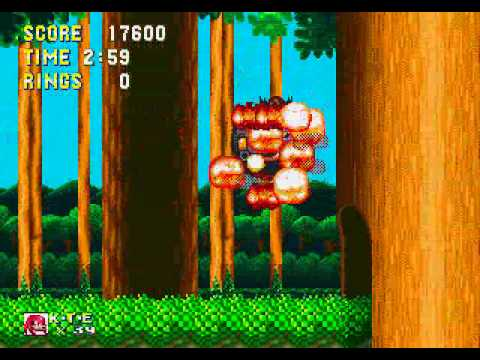 Misc Computer Games - Sonic Knuckles - Mushroom Hill Zone