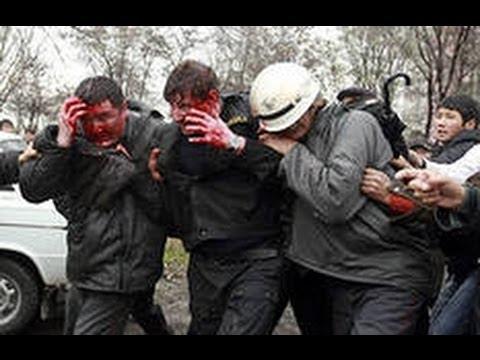 Украина Славянск  Красногорка Местные жители остановили Военных Sloviansk Ukraine