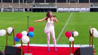 Rachelle Ann Go performs Bang Bang @ Lesmis V Phantom 2015