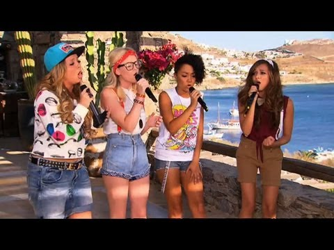 Rhythmix's Judges' Houses audition - The X Factor 2011 Judges' Houses (Full Version)