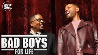 Bad Boys for Life Bad Boys 3 Premiere Introduction - Will Smith & Martin Lawrence