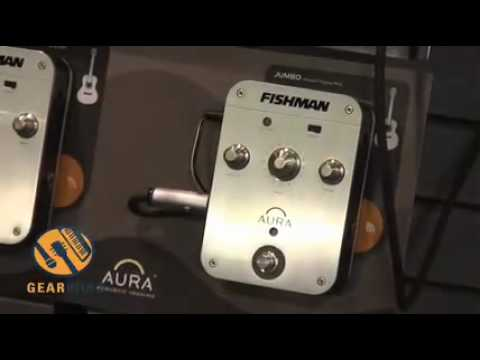 Fishman Acoustic Aura Effects Pedals The Fishman Aura Acoustic