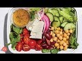 Greek Chickpea Salad | Our Favorite Recipes | Cooking Light