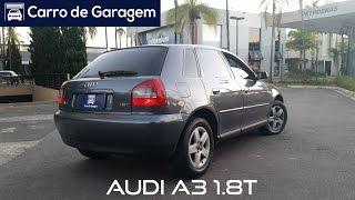 2004 Audi A3 1.8T 150cv: Apresentação e impressões, acelerações e mais