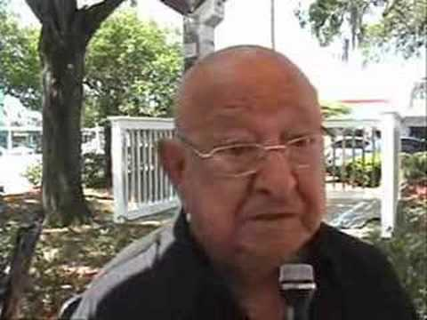 Angelo Dundee Interview p2: Foreman heard a voice in Zaire