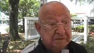 """Angelo Dundee Interview p2: """"Foreman heard a voice in Zaire"""""""