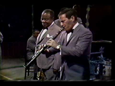 Louis Armstrong - Basin Street Blues - 1964 Music Videos