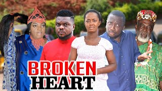BROKEN HEART 1 (KEN ERICKS) - LATEST NIGERIAN NOLLYWOOD MOVIES