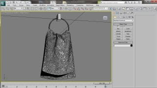3ds Max Cloth Modifier