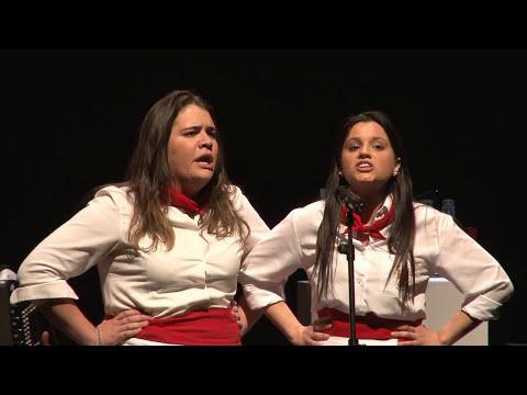 VII Certamen de Jotas Ciudad de Tudela 2013 - 1ª parte
