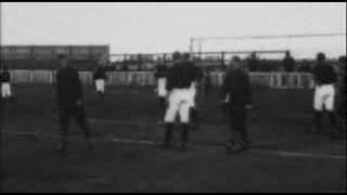 1897 Football Oldest Footage Possibly - Arsenal