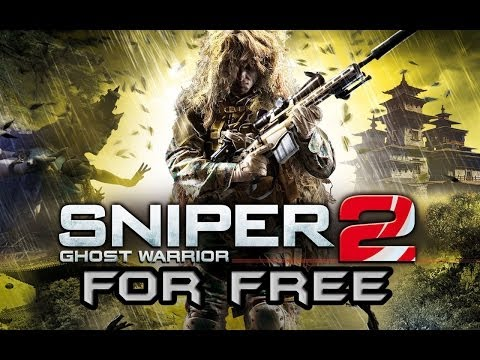 How to Get Sniper Ghost Warrior 2 For Free For PC! + Gameplay!