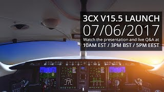 3CX V15.5 LAUNCH - Presentation and live Q&A