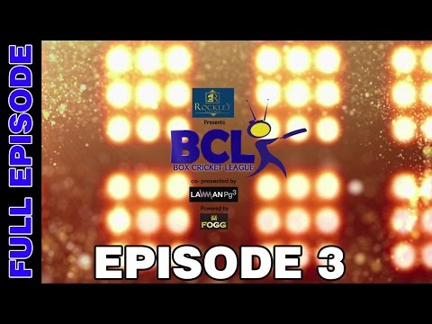 Box Cricket League - Episode 3