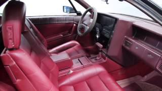 2441 CHA 1987 Cadillac Allante