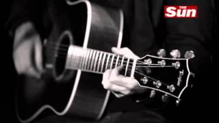 Fran Healy - Crossfire (Brandon Flowers cover)