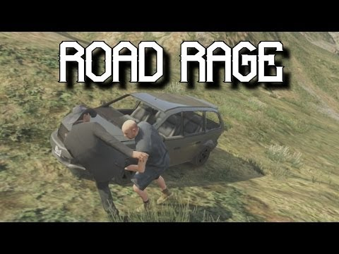 ROAD RAGE! - Grand Theft Auto 5