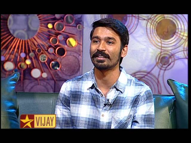 Koffee with DD - Dhanush and K V Anand   22nd February 2015   Promo 1