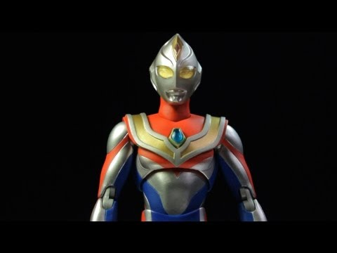Ultra Act Ultraman Dyna Flash Type Review