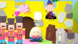 Ben and Holly's Little Kingdom Song For Kids Nursery Rhymes Ben and Holly