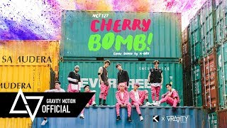 """NCT127 - """"CHERRY BOMB"""" M/V Cover Dance by K-BOY From Thailand"""
