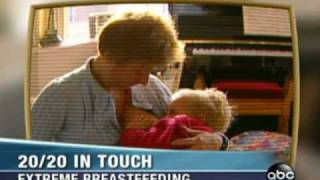 EXTREME Breastfeeding : WHEN to STOP? | ABC News 20/20