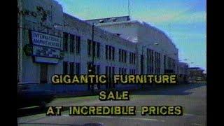 1986 - Hotel Furniture Sale at International Amphitheatre in Chicago