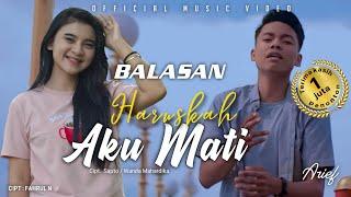 Download lagu Ellen Zerlyan - Arief || Balasan lagu haruskah aku mati
